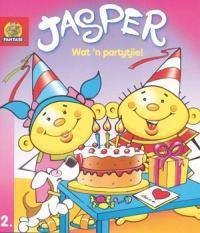 Jasper-reeks boek 2: wat 'n partytjie!