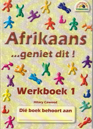 Afrikaans geniet dit vir graad 1 - 4